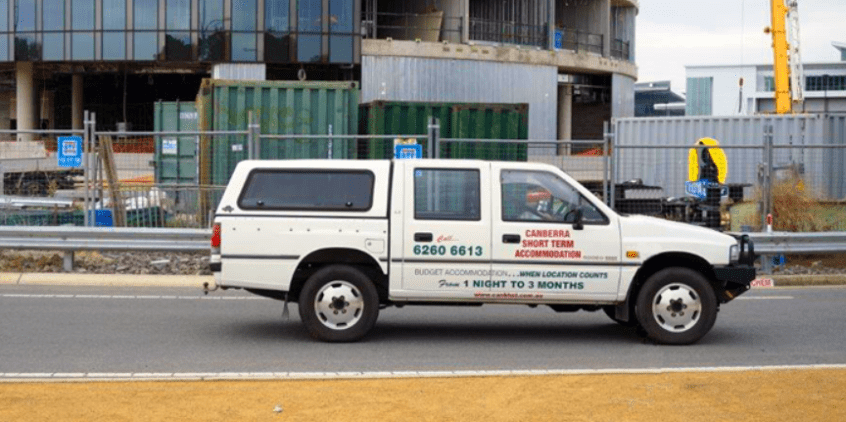 canbhol truck workers accommodation construction tradies canberra short term holiday hotel motel lease rent