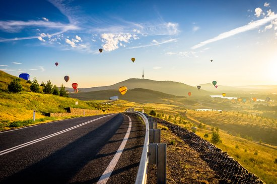 canbhol canberra hot air balloons trip adviser ACT