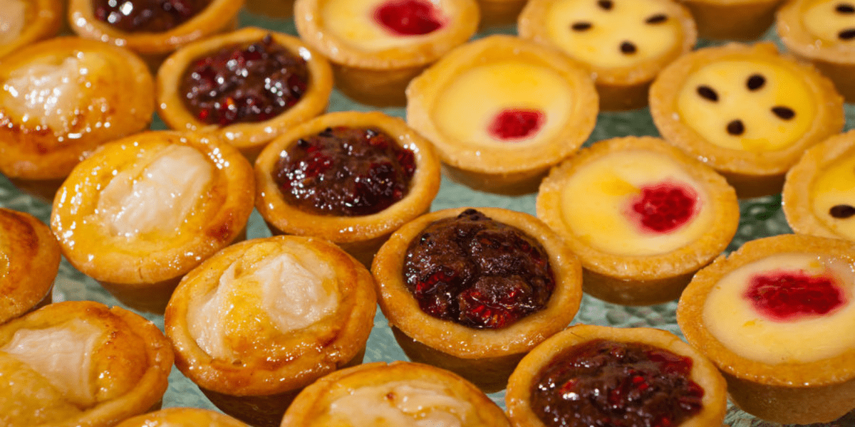 Food Old Bus Depot Markets Canberra Canbhol ACT Tarts Fresh Fruit Vegatable Meat Cakes Pastry