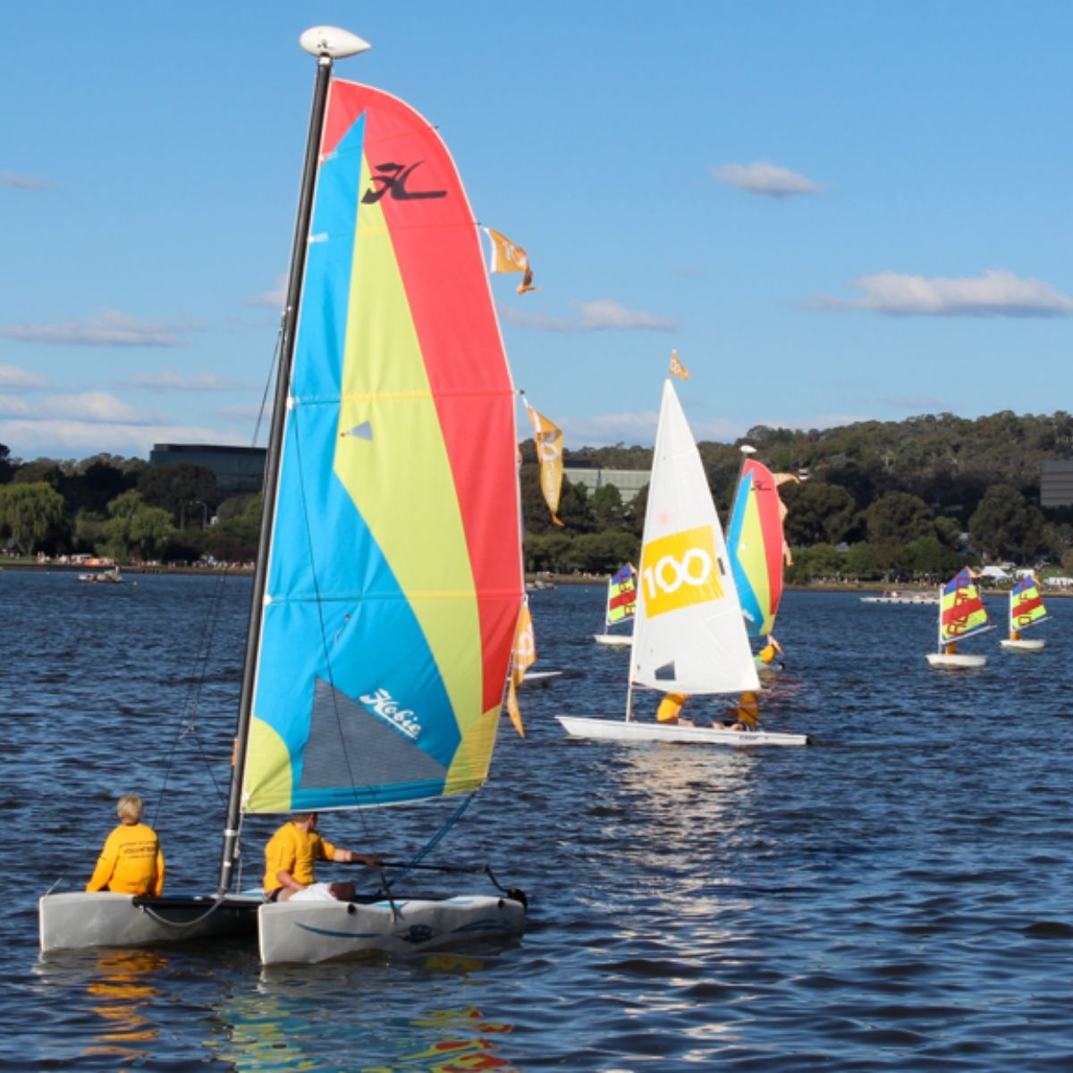southern cross cruise yacht club canberra lake burley griffin sightseeing tour short term holiday accommodation canbhol