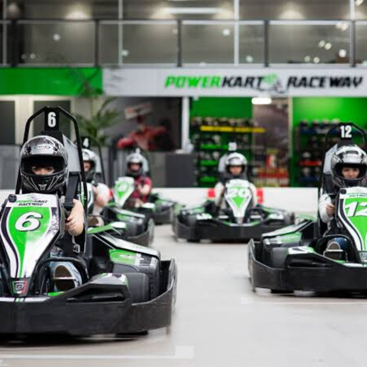 power kart raceway go karting experience indoor circuit canberra short term holiday accommodation griffith manuka fyshwick cars