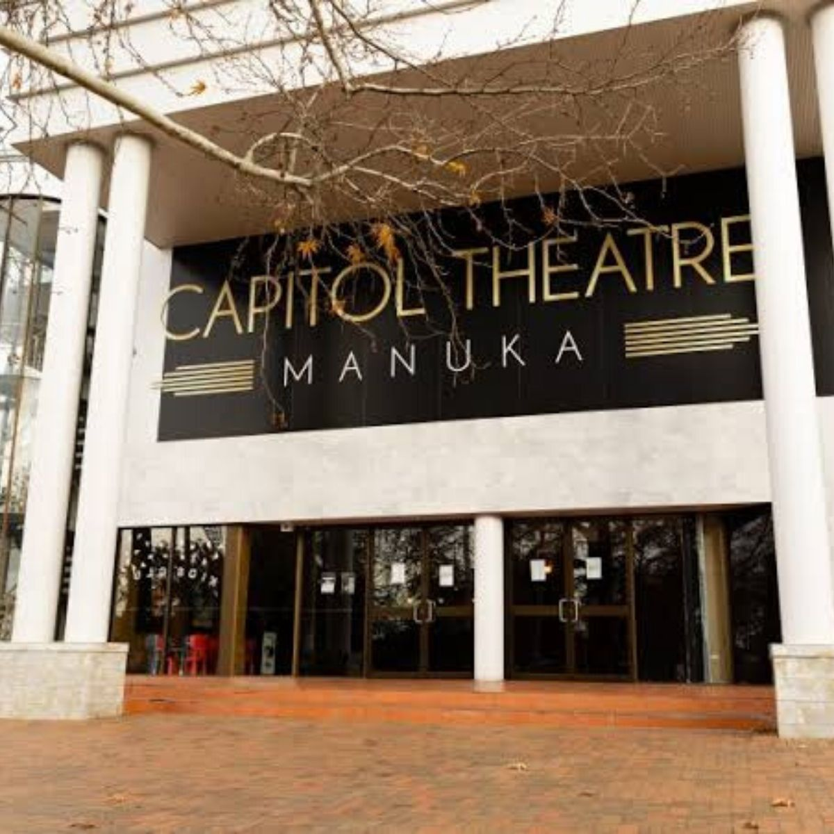 manuka cinema movie theatre capital canberra ACT city griffith canbhol short term holiday accommodation