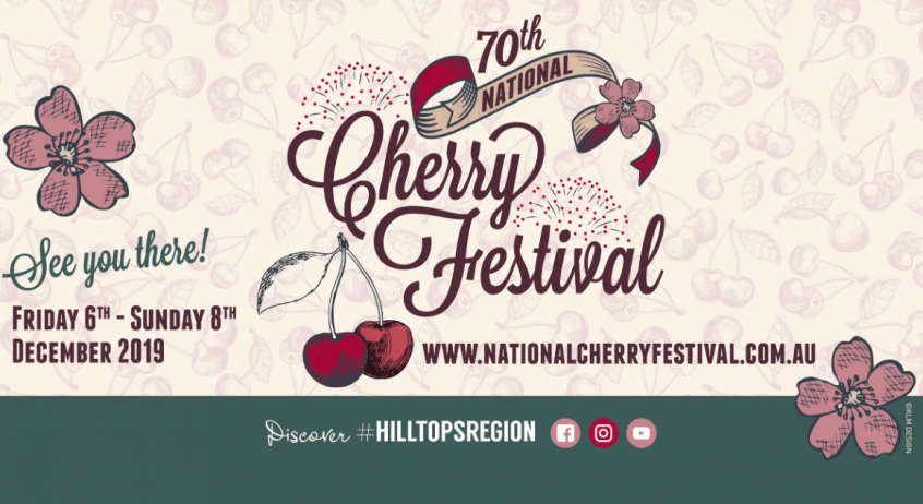 national cherry festival capital city canberra short term holiday accommodation canbhol picking pies hilltop region