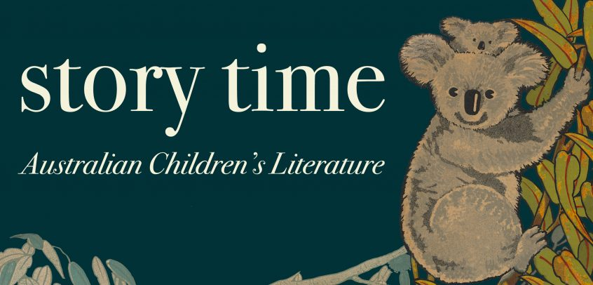 Story Time: Australian Children's Literature national library australia canberra short term holiday accommodation koala ACT budget family friendly hotel