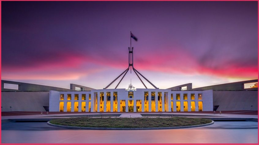 canberra short term holiday accommodation canbhol ACT budget hotel motel parliament house government