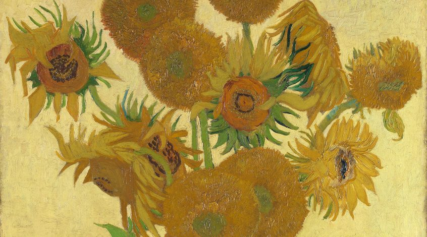 canberra short term holiday accommodation van gogh sunflowers national art gallery NGA hotel motel workers