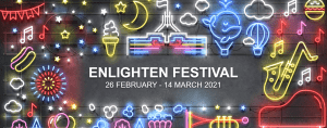 enlighten festival 2021 balloon spectacular lights Illuminations Symphony parliament house canberra ACT short term holiday accommodation hotel motel march february