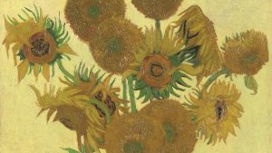 canberra short term holiday accommodation Botticelli Vincent Van Gogh Masterpieces sunflowers national art gallery NGA